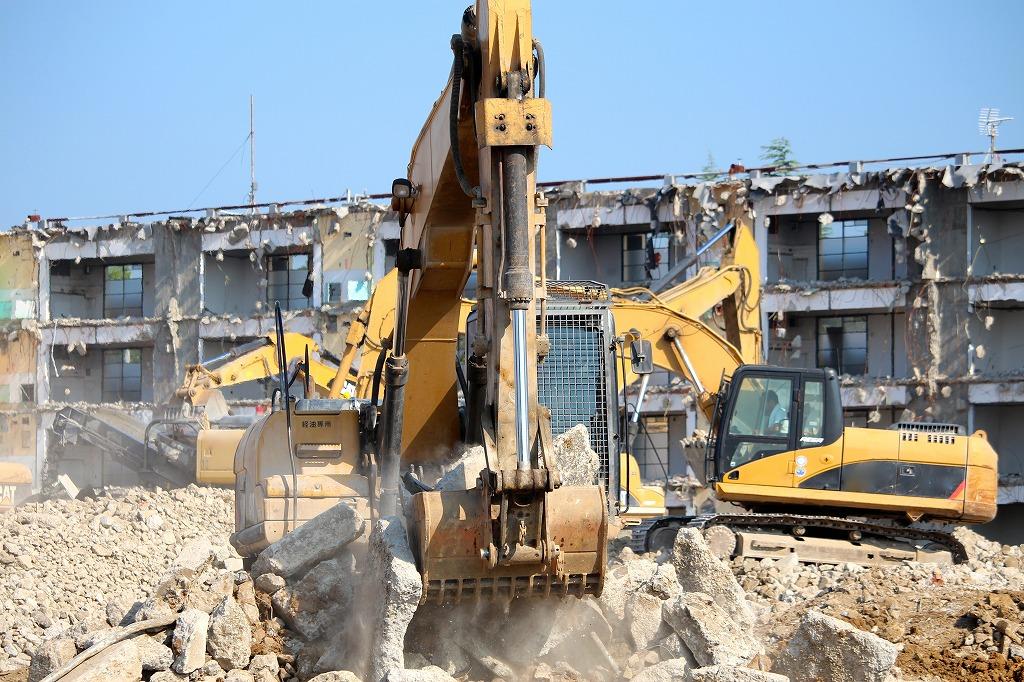 解体工事業の将来性とは?